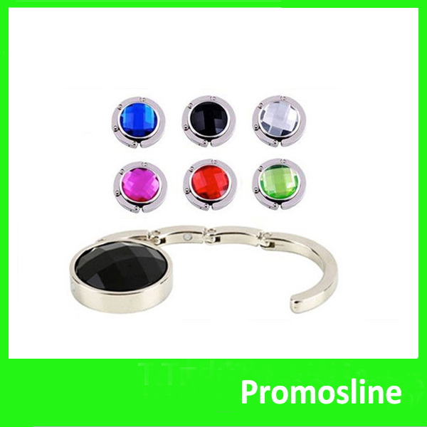 Promotional cheap advertise Logo Handbag hanger