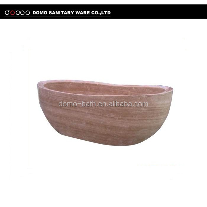 Domo High Quality Rectangular Shape Modern Modified Acrylic Artificial Marble Hand Carved Kitchen Wash Basin(DM-YF302)