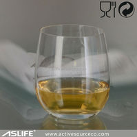High Quality glass wine cup 322ml/11oz no lead crystal glass cow drinking cup/whisky wine glasses 12 oz drinking glass cup