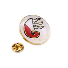 Customized good quality tag pin badge maker