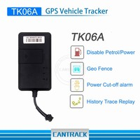 simple installation sample function TK06A gps locator for motorcycle gps tracker
