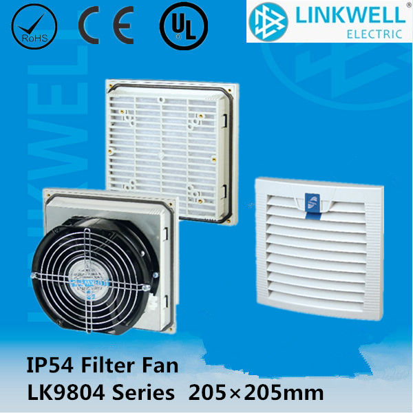 205MM*205MM Outlet Filter and fan units for switchgear board