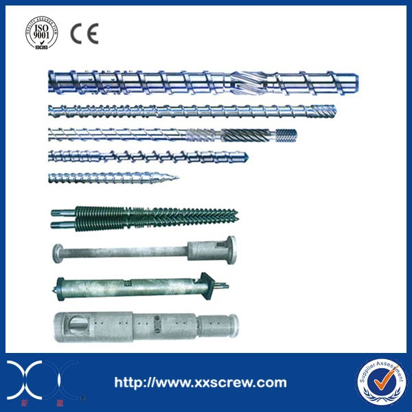 Zhoushan Single Screw and Barrel Factory