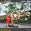 Outdoor High Quality Mechanical Dinosaur Rides