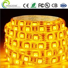 CE RoHs approved led strip with waterproof led ring light