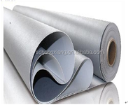 HDPE waterproof geomembrane for road construction