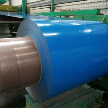 Trade assurance PPGI coil/color coated steel coil shanghai supplier