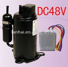 48V compressor for electric locomotive air-conditioning special vehicle aircraft engine starting power supply dc electric