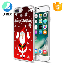 New products 2017 oem phone case for iphone 7 plus carton printing painted case