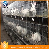 Rabbit cage farms with plastic trays price