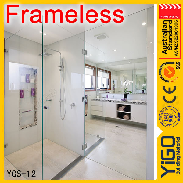 shower cubicle / bath shower screens / shower tray sizes