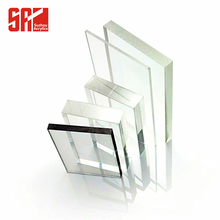 2mm 3mm 5mm 6mm 10mm 12mm thick transparent plastic panels PMMA sheet