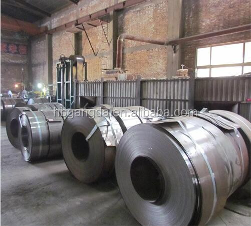 China manufacturer angle bead material galvanized steel tape z40 z60 zinc coated steel strip