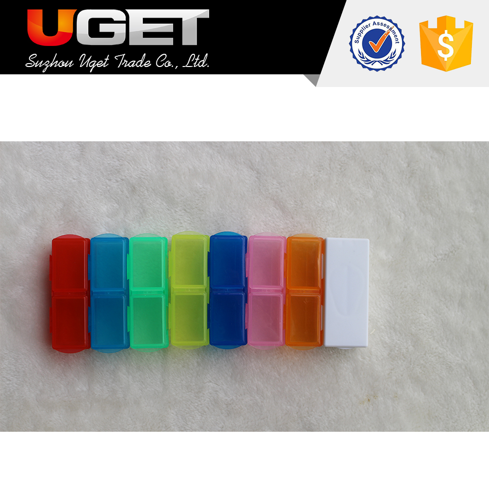 Low Price capsule shaped pill box With Long-term Service