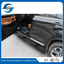 High quality car accessories electric side steps car running board auto spares for Ben z X5 car electric pedal