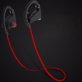 RN8 Wireless stereo sport bluetooth earphone Flexible in ear bluetooth sport running exercise headphones