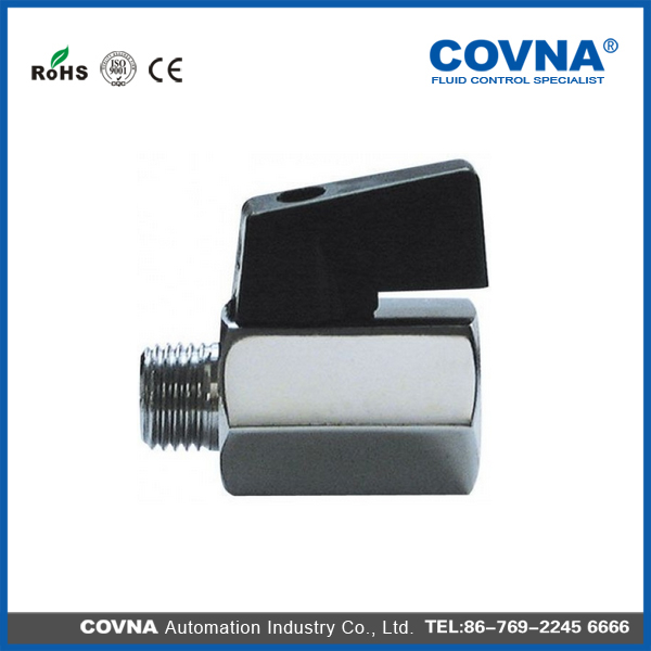male 1 Inch Ball Valve 3/8 inch stainless steel mini ball valve 3/4 Inch Female Npt Mini Ball Valve with low price