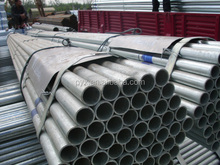 Erw Pipe Hot Dipped Galvanized Steel tube square/rectangular/round shape