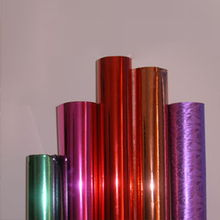 Paper application holographic foil type hot coding ribbon