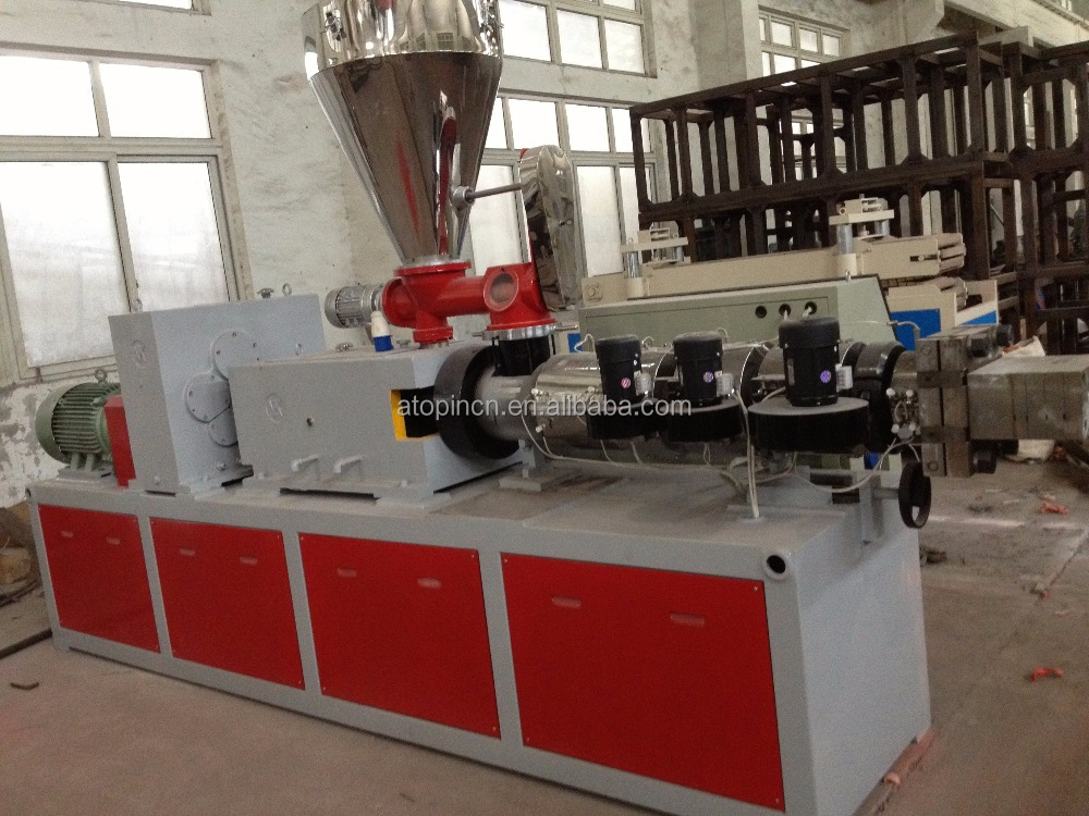 PE Profile Extruder Machine