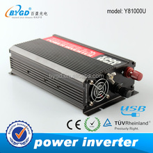 hot sale! high frequency inverter power 1000w inverter generator