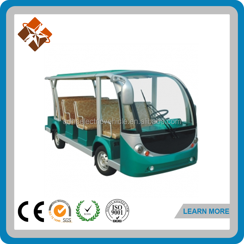 11 seats electric city bus for sale with CE certificated