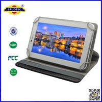 7 inch rotating universal premium PU leather Tablet Case ------ Laudtec