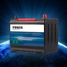 Professional manufacturing power volt car batteries for cars and trucks12v60Ah 55D26L