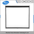 customize ROHS pull up projection deals projector screen weight