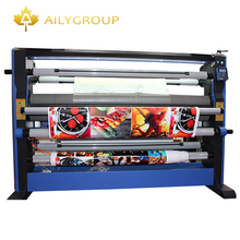 CE proved big roller high speed cold laminating machine