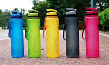 Best Sports Water Bottle - 32oz Large - Fast Flow, Flip Top Leak Proof Lid w/ One Click Open - Non-Toxic BPA Free & Eco-Friendly