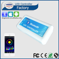 Smartphone/ios/android Bluetooth Rgb Led Controller