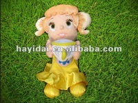Plush baby doll EN71 Disney Audit factory
