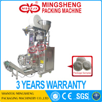 JX005 round type automatic tea bag packaging machine price tea bag packing machine