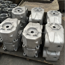 Pipe joint castings