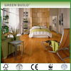 wear-resistant hand scraped hardwood solid wood flooring teak color