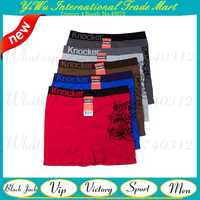 Fashion mens antibacterial absorb sweat briefs letters printed underwear