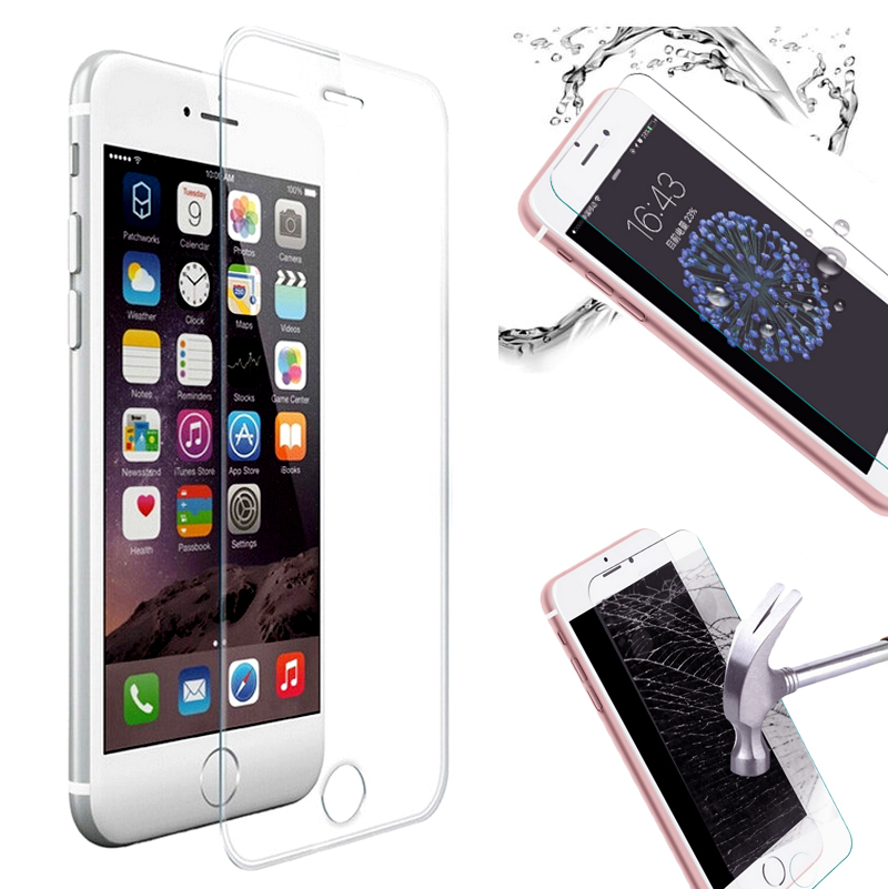 3D Curved Full Cover Film Tempered Glass Screen Protector For iPhone 7