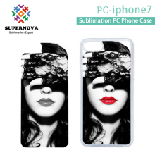 Sublimation Cellphone Cover for iPhone 7, Blank Case