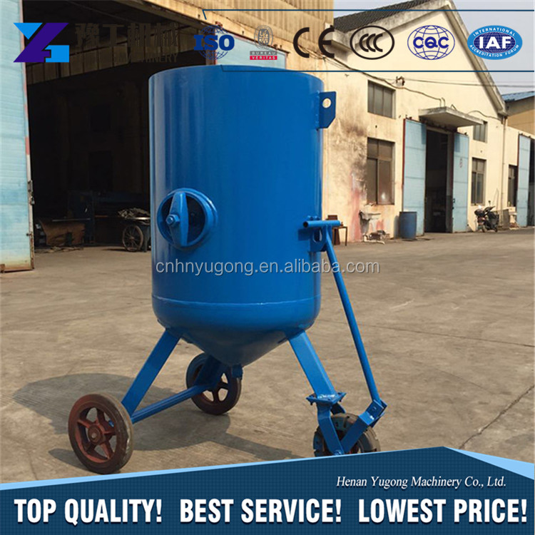 portable mini sand blasting cabinet price