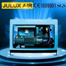 90kw 125hp 7-12.5bar electric motor direct driven cheap rotary screw air compressor
