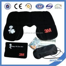 High quality airline comfort travel kit economy airline travel kit