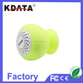 Good Quality Portable Waterproof Mini Bluetooth Speaker with Bathroom Shower