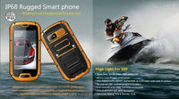 gorilla glass android phone 4.3inch best military grade cell ph dual camera rugged phone