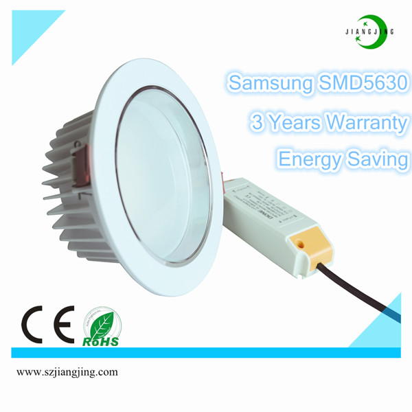 wholesale SMD5630 dimmable led downlight accessories 220v