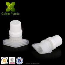 9.6mm hdpe round head cap screw and Spout and Cap for alcohol beverages