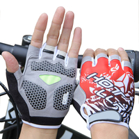 Custom made cheap funny exercise motorcycle bicycle gloves