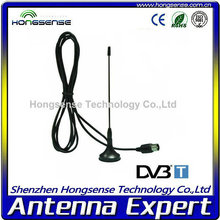 DVB/DMB-T-R Car TV Antenna Aerial Digital Signal Booster 360 degree TV Antenna