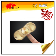 imren Brass Copper EDC Toys Handspinner Finger Spinner for for Anxiety, Focusing, ADHD, Autism Spinner Toy