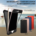 Anti Scratch Resistant Full Protective Cover for iphone 7 luxury case